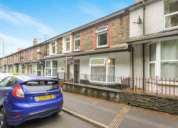 Thumbnail 5 bed terraced house for sale in Lawn Terrace, Treforest, Pontypridd