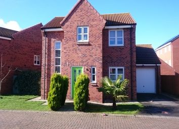 Thumbnail 3 bedroom detached house to rent in Nent Way, Darlington