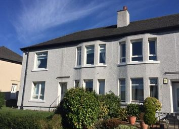 Thumbnail 2 bed flat for sale in Foxbar Drive, Knightswood, Glasgow