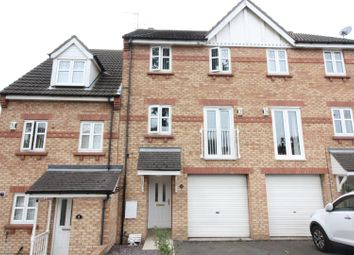 Thumbnail 3 bed town house for sale in Western Gailes Way, Hull