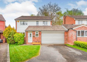 Thumbnail 3 bed link-detached house for sale in Lashmere, Copthorne, Crawley