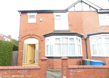 Thumbnail 3 bedroom semi-detached house for sale in Hardman Ave, Prestwich
