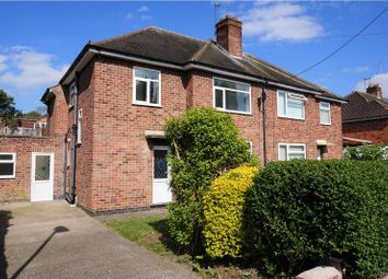 Thumbnail 3 bed semi-detached house for sale in Valley Road, Nottingham