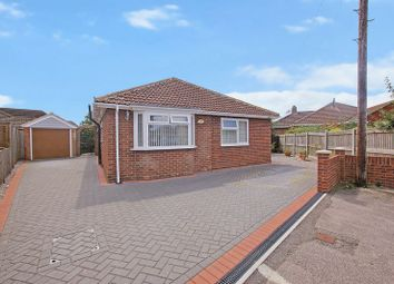 Thumbnail 3 bed detached bungalow for sale in Friars Pond Road, Catisfield, Fareham