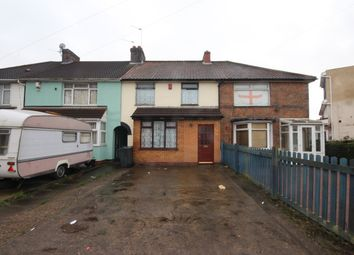 Thumbnail 3 bedroom terraced house to rent in Heybarnes Road, Birmingham