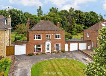 Thumbnail 4 bed detached house for sale in The Park, St Albans, Hertfordshire