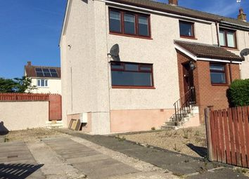 Thumbnail 3 bed end terrace house to rent in Craig Avenue, Dalry