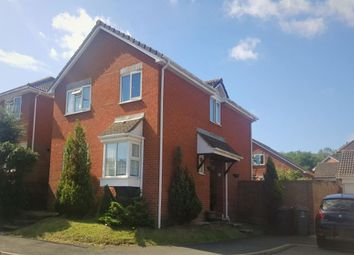 Thumbnail 4 bed detached house to rent in Pentland Close, Eastbourne