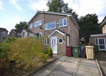 Thumbnail 3 bedroom semi-detached house to rent in Meriden Grove, Bolton