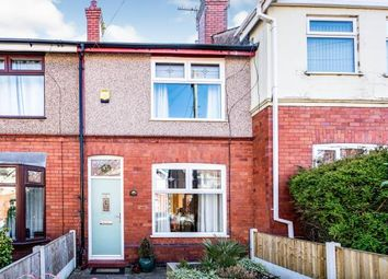 Thumbnail 2 bed terraced house for sale in Amelia Street, Warrington, Cheshire