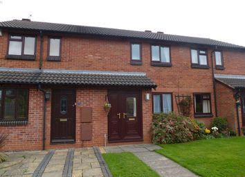 Thumbnail 2 bedroom town house for sale in Keats Close, Earl Shilton, Leicester
