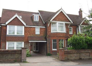 Thumbnail 1 bed flat to rent in The Gables, Wimblehurst Road, Horsham