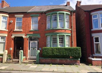 Thumbnail 4 bed semi-detached house for sale in 52 Hampstead Road, Wallasey, Merseyside