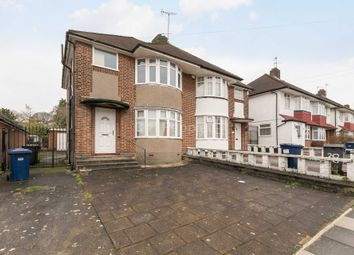 Thumbnail 3 bed semi-detached house for sale in Knoll Drive, Southgate