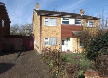 Thumbnail 3 bed semi-detached house for sale in Mount Close, Wickford