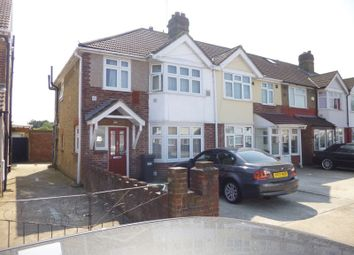 Thumbnail 3 bed semi-detached house for sale in Berkeley Avenue, Hounslow