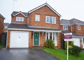 Thumbnail 3 bed detached house for sale in Campion Road, Woodville