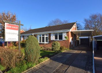 Thumbnail 2 bed semi-detached bungalow for sale in Kirkwall Grove, Milton, Stoke-On-Trent