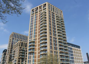 Thumbnail 1 bed flat for sale in Royal Arsenal Riverside, Kinetic, Woolwich