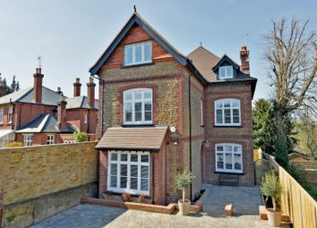 Thumbnail 5 bed detached house for sale in West Road, Guildford