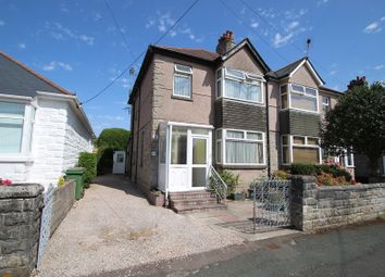 Thumbnail 3 bed semi-detached house for sale in Lands Park, Plymstock, Plymstock
