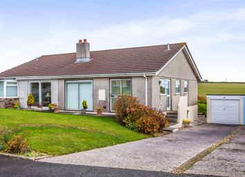 Thumbnail 3 bed detached bungalow for sale in Lentney Close, Heybrook Bay, Plymouth