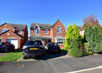 Thumbnail 4 bed detached house for sale in Tai Maes, Mold