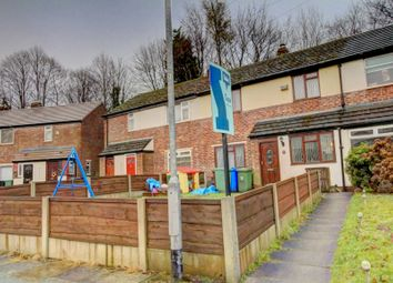 Thumbnail 3 bed semi-detached house for sale in Abingdon Close, Whitefield, Manchester