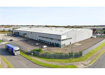 Thumbnail Warehouse to let in 1, Fiennes Road, Peterlee, Teesside