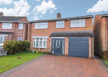 Thumbnail 4 bed detached house for sale in Sterling Road, Kidlington