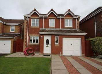 Thumbnail 4 bed detached house for sale in Rockcliffe Path, Chapelhall, Airdrie, North Lanarkshire