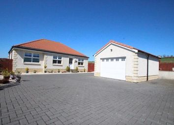 Thumbnail 4 bed bungalow for sale in Dickson Lane, Milton Of Balgonie, Glenrothes, Fife