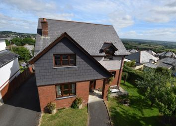 Thumbnail 4 bed detached house for sale in Penworth Close, Launceston
