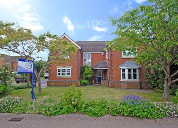 Thumbnail 5 bed detached house for sale in Croft Gardens, Grappenhall Heys, Warrington
