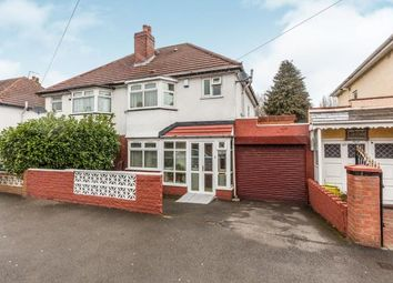 3 bed semi-detached house for sale in St Paul Road, Smethwick, Birmingham, West Midlands B66