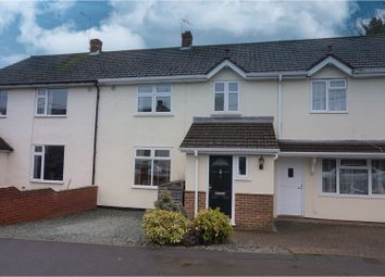 Thumbnail 3 bed terraced house for sale in Savile Crescent, Bordon