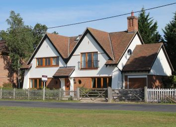 Thumbnail 4 bed detached house to rent in Meerut Road, Brockenhurst, Hamsphire