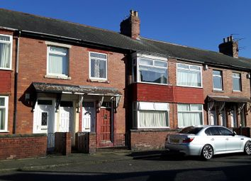Thumbnail 2 bed flat to rent in Ethel Terrace, South Shields