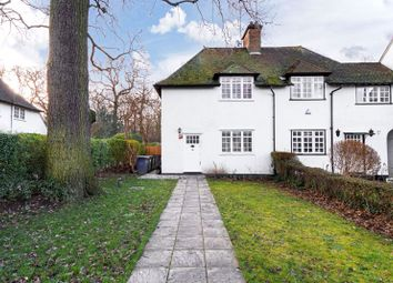 4 bed cottage for sale in Oakwood Road, Hampstead Garden Suburb, London NW11