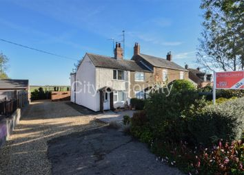 Thumbnail 2 bed cottage for sale in Barrier Bank, Cowbit, Spalding