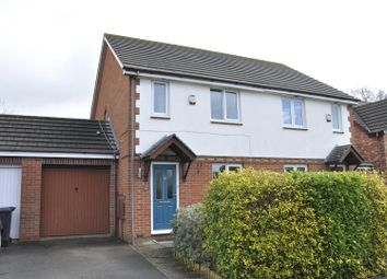 Thumbnail 3 bed semi-detached house for sale in Round Table Meet, Exeter