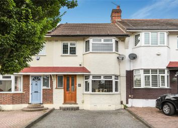Thumbnail 3 bed terraced house for sale in Habgood Road, Loughton, Essex
