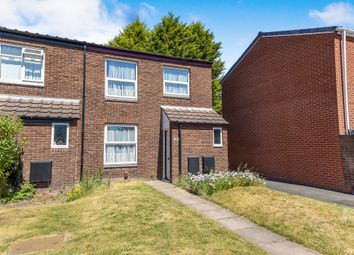 Thumbnail 3 bed end terrace house for sale in Farvale Road, Minworth, Sutton Coldfield