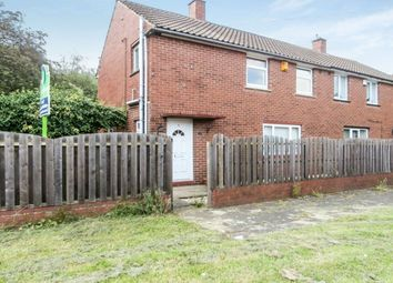 Thumbnail 3 bed semi-detached house to rent in Bentley Close, Barnsley