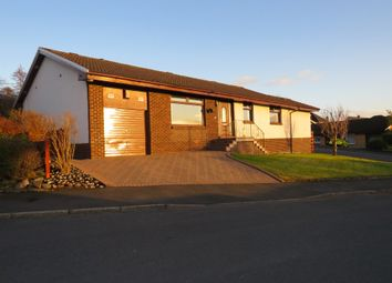 Thumbnail 3 bed detached bungalow for sale in Kilmahew Avenue, Cardross, Dumbarton