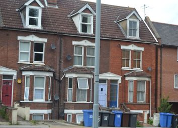 Thumbnail 1 bedroom flat to rent in Burrell Road, Ipswich