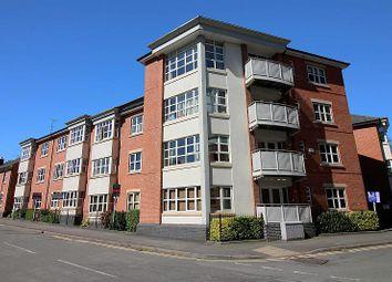 Thumbnail 2 bedroom flat to rent in Merchants Corner, Markeaton Street, Derby
