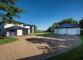 Thumbnail 4 bed detached house for sale in High Street, Gislingham, Eye