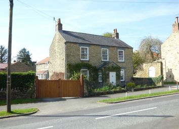 Thumbnail 4 bed detached house for sale in Manor House, West End, Ampleforth, York