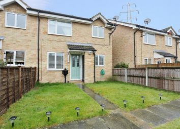 Thumbnail 1 bed end terrace house for sale in Clayworth Close, Blackfen, Sidcup